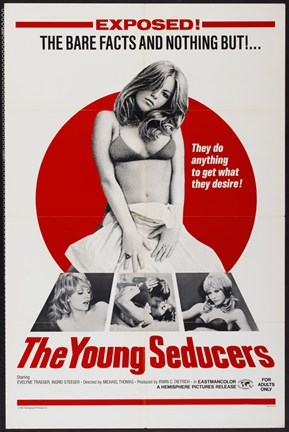 Framed Young Seducers Print