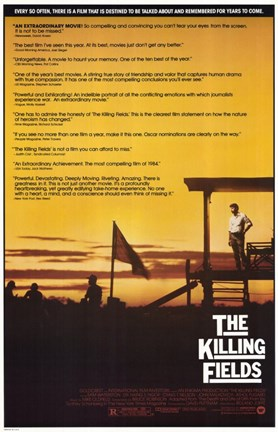 Framed Killing Fields Print