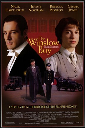Framed Winslow Boy Print