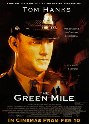 Framed Green Mile Print