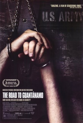 Framed Road to Guantanamo Print