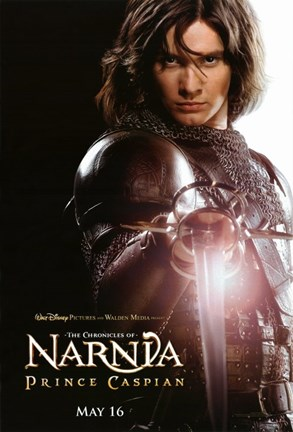 Framed Chronicles of Narnia: Prince Caspian Print