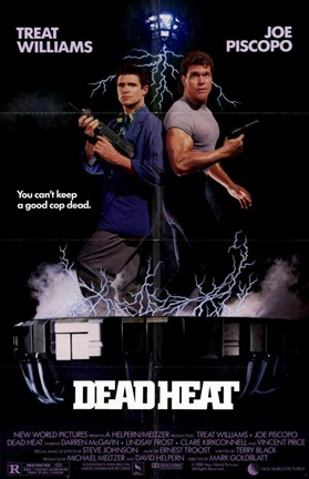 Framed Dead Heat Print