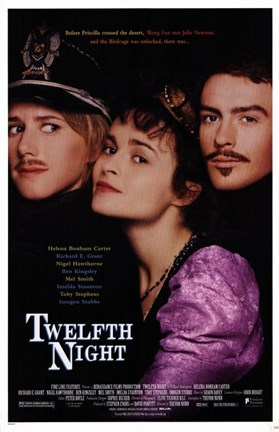 Framed Twelfth Night The Film Print