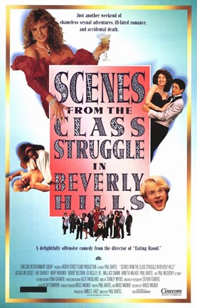 Framed Scenes from the Class Struggle in Beverly Hills Print
