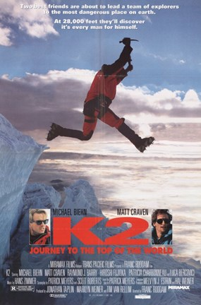Framed K2: The Ultimate High Print