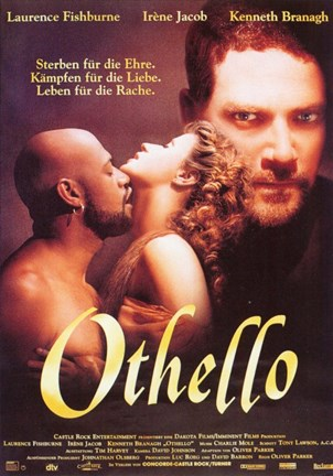 Framed Othello - Irene Jacob Print