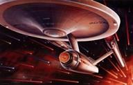 Star Trek Special Edition  Fine Art Print