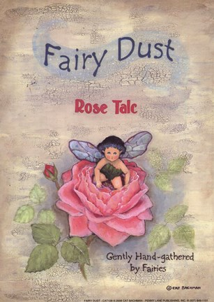 Framed Fairy Dust Print
