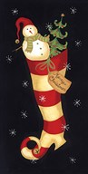 Christmas Stocking Art