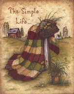 The Simple Life  Fine Art Print