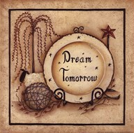 Dream Tomorrow Art