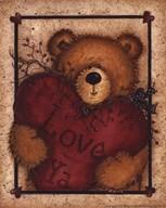Love Ya  Fine Art Print