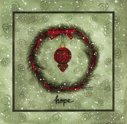 Hope Fine Art Print By Annie Lapoint At Fulcrumgallery Com
