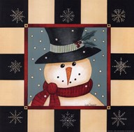 Holiday Hat  Fine Art Print