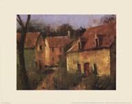 French Farmhouse I Art