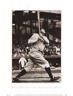 Babe Ruth - The Sultan of Swat