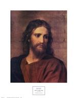 Christ at Thirty- Three  Fine Art Print