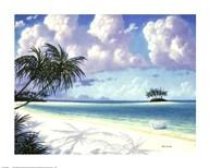 Cast Away Island Art