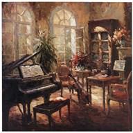 Musical  Fine Art Print