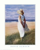 David Schock - Looking to Sea Size 30x24