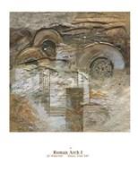 Roman Arch I  Fine Art Print
