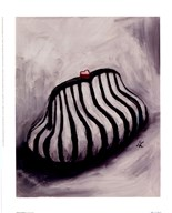 Heart Clutch  Fine Art Print