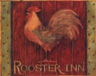 Rooster Inn  Fine Art Print
