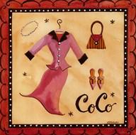 CoCo  Fine Art Print