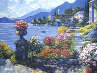 Varenna Morning Art