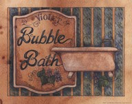 Bubble Bath Art