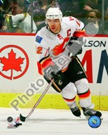 Jarome Iginla 2008-09 Action