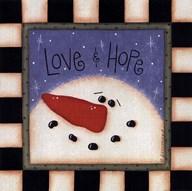 Love and Hope  Fine Art Print