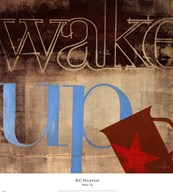 Wake Up Art