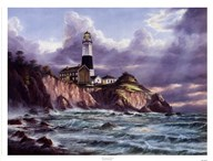 Montauk Point  Fine Art Print