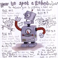 How to Spot a Robot