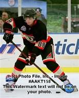 Patrick Kane 2008-09 NHL Winter Classic Action Art