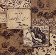Live, Laugh, Love Art