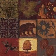 Teton Tapestry I Art