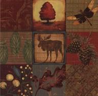 Teton Tapestry II Art