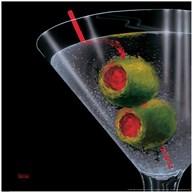 Classic Martini  Fine Art Print