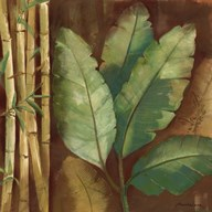 Bamboo & Palms I Art