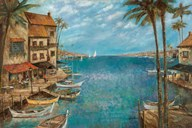 Mediterranean Splendor  Fine Art Print