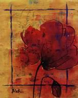 Artistic Poppy II  Fine Art Print