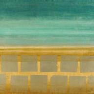 Silver-Leafed Horizon  Fine Art Print