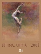 Olympic Dreams (Beijing, China, 2008)  Fine Art Print