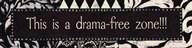 Drama Zone  Fine Art Print