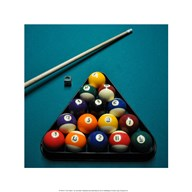 Pool Table I Art