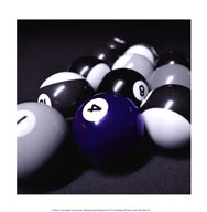 Four Ball  Fine Art Print