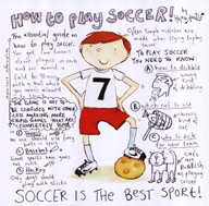 How to Play Soccer Art